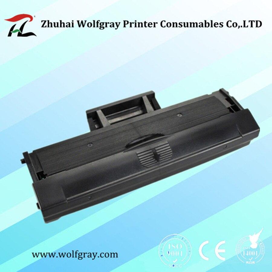 MLT-D101S cartucho de Toner compatível para Samsung d101s 101S 101 ML-2165 2160 2166W SCX 3400 3401 3405F 3405FW 3407 SF-760 SF761
