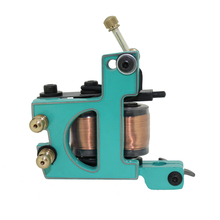 Tattoo Gun For Liner Shader 8 Wraps Coils Handmade Tattoo Machine Artist Tattoo equipment Free shipping