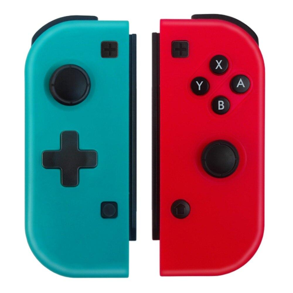Inalámbrica Bluetooth Gamepad controlador de la consola Nintendo Switch interruptor Gamepads controladores Joystick para juego de Nintendo regalo