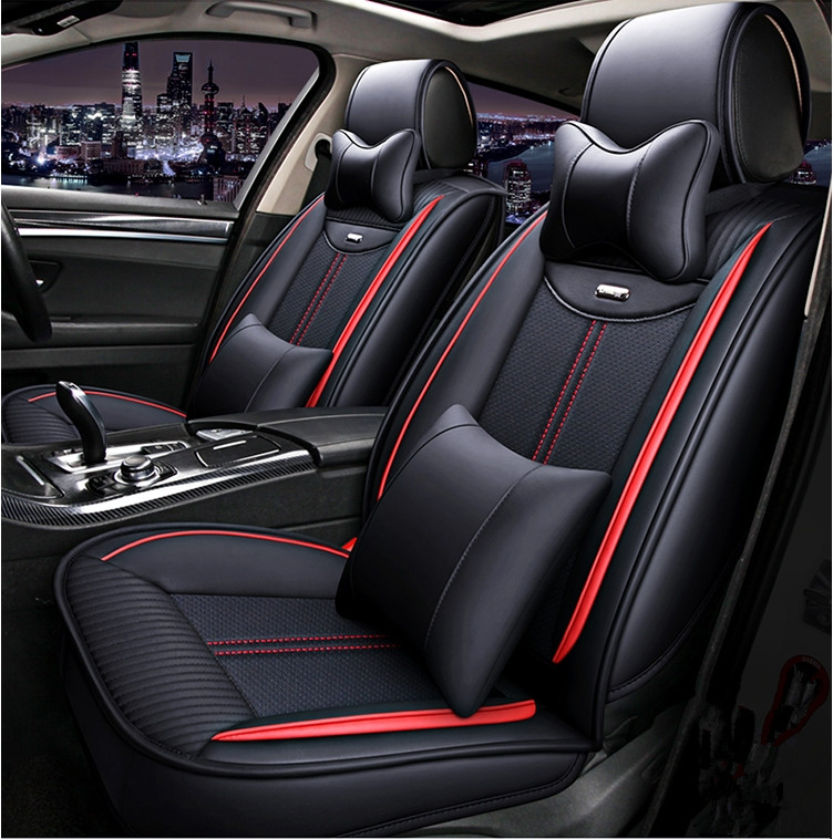 Best Quality & Free Shipping! Full Set Car Seat Covers For