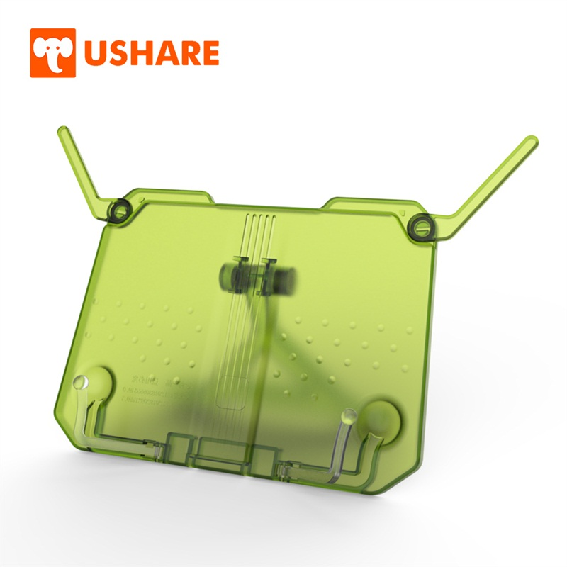 USHARE Stylish Design Music Book Stand Adjustable Holder Portable Reading Folding Accessories For Children