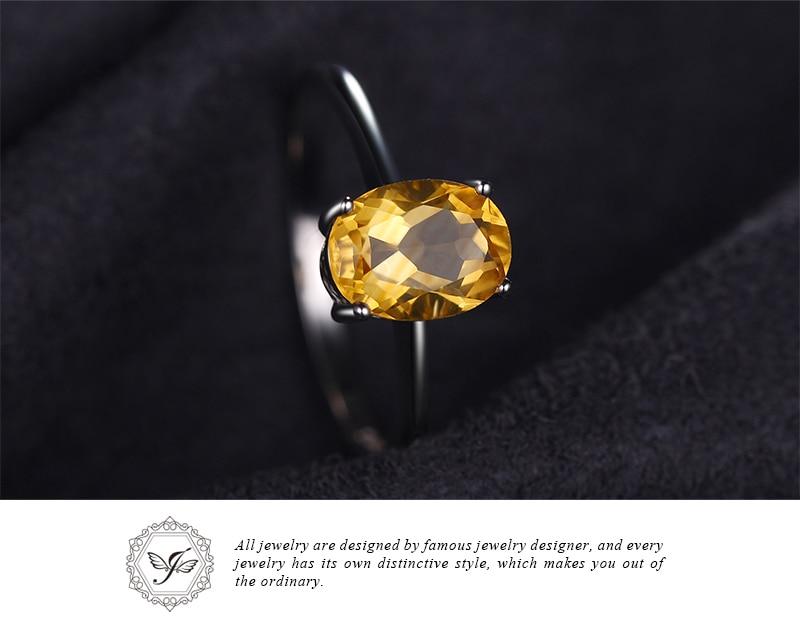 HTB1vRbnmGQoBKNjSZJnq6yw9VXaC JE Genuine Amethyst Citrine Peridot Garnet Topaz Ring Solitaire 925 Sterling Silver Rings for Women Silver 925 Gemstones Jewelry
