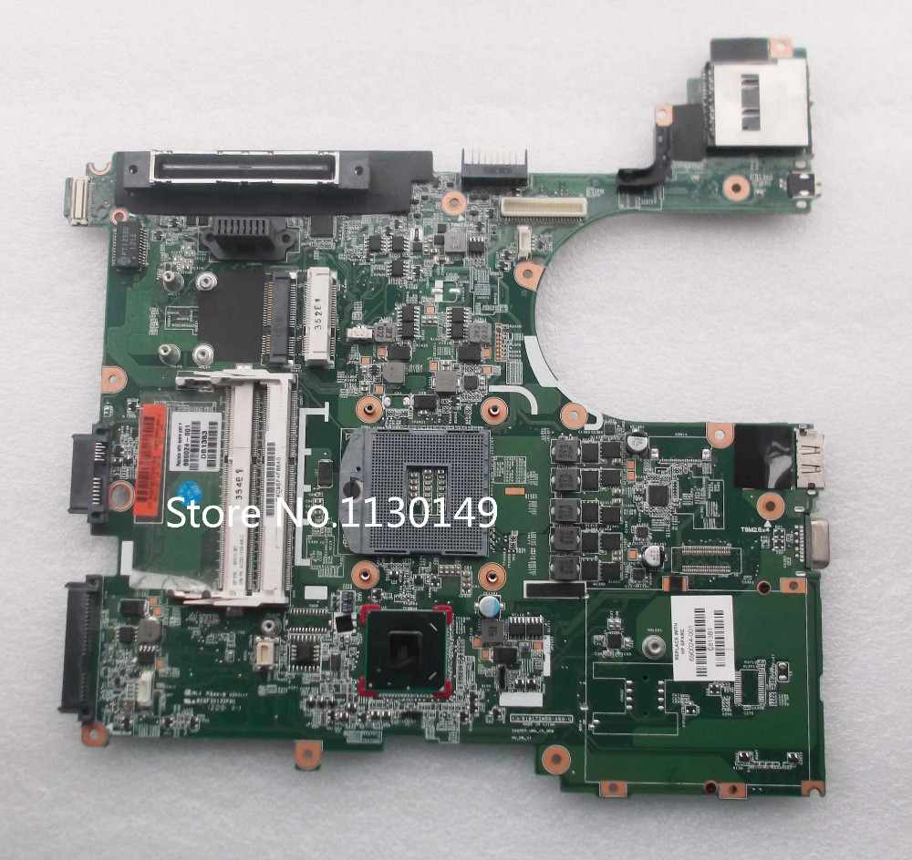 ФОТО For HP Elitebook Probook 6570b 8570P Laptop Motherboard 690024-001 Motherboards 100% Tested