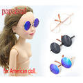 """Papabasi Cool Doll Glasses For 18"""" American Girl Handmade toys + mix free Retail packaging"""