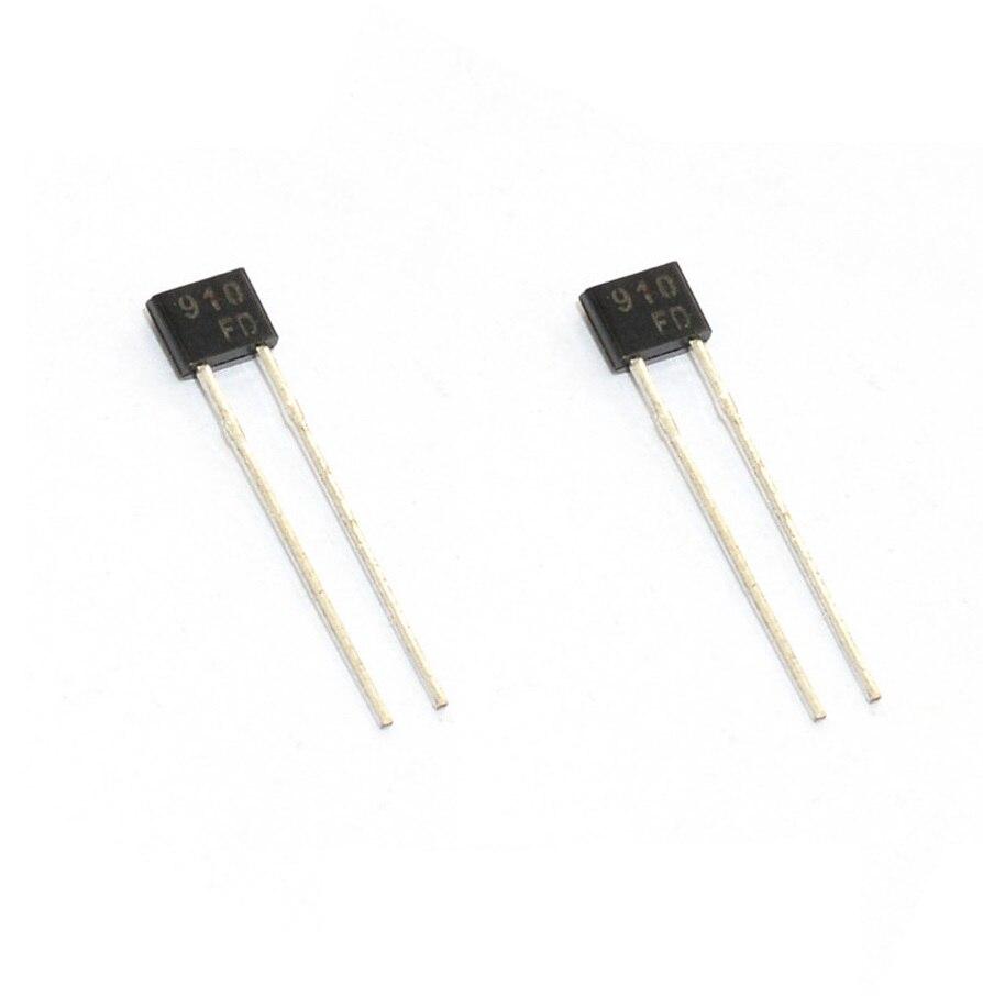 10PCS BB910 Varactor Diode Varicap TO-92S Diode Bb910 Dip IC Develope