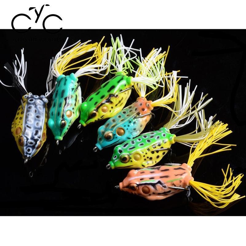 Relefree 5PC soft tube bait plastic fishing lures frog lure treble hooks Topwater ray frog  artificial soft bait 1pc 5 5cm 13g frog lure fishing lures treble hooks top water ray frog artificial minnow crank strong artificial soft bait