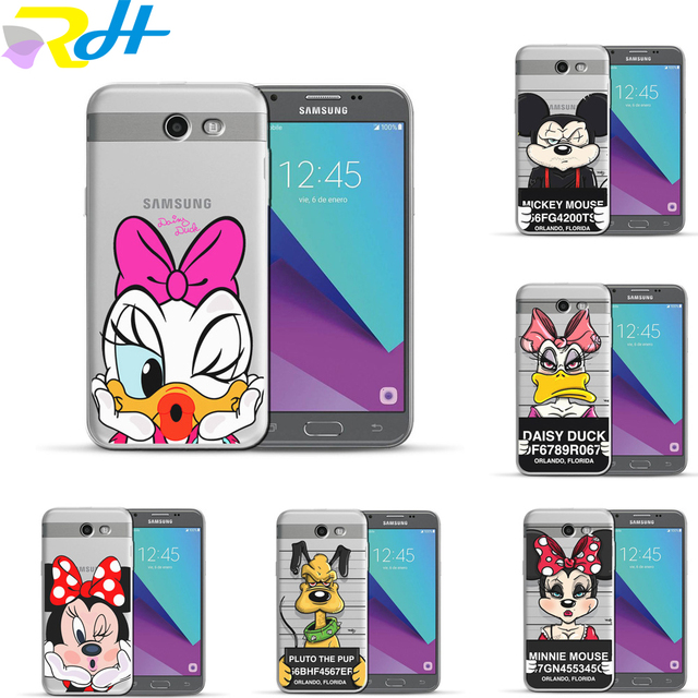 coque samsung j5 2017 minnie