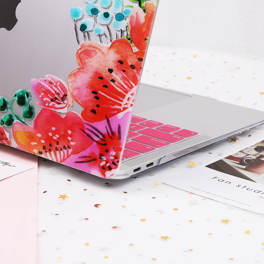 Floral Case for MacBook 135