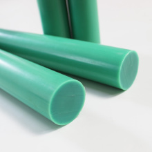 green MC nylon round bar resin bars PA66