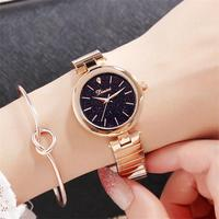 Top Quality Luxury lady Crystal Watch Women black Dress Watch.Fashion Gift Rose Gold Watches Female Purple Wristwatches Hot sale