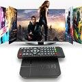 Receptor Digital DVB-T2 DVB-T STB Caixa De TV HD 1080 P Vídeo K2 terrestre MPEG4 PVR Receptor + Controle Remoto + Cabo AV Apoio 3D