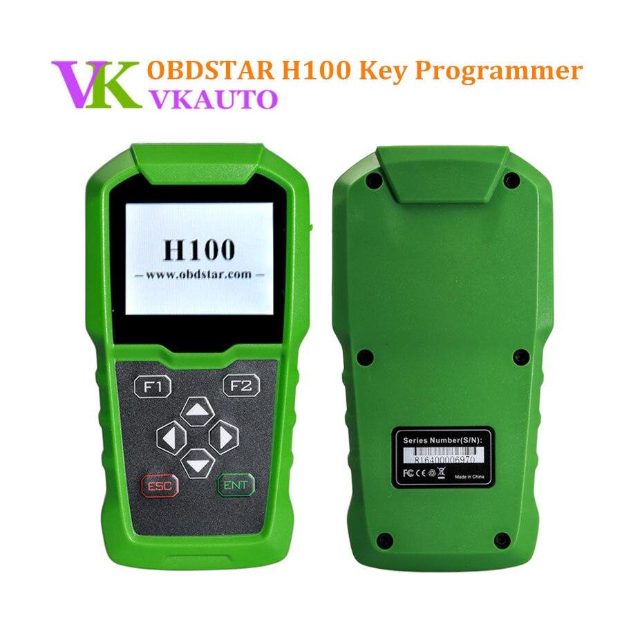 OBDSTAR H100 Auto Key Programmer wsparcie 2017/2018 modele, takie jak F150/F250/F350 z funkcją licznika kilometrów