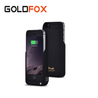 2017 New GOLDFOX 4200mAh External Battery For IPhone 5 5s SE Phone Backup Charger Case Emergency