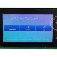 Новая версия CRS600 электронной диагностики дизельного топливного инжектора коллектора системы впрыска топлива и насос тестер тренажер для bosch denso delphi siemens