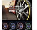 8M car styling decoration Tire Rim Hub stickers for jeep jacket wrangler jk renegade grand cherokee accessories