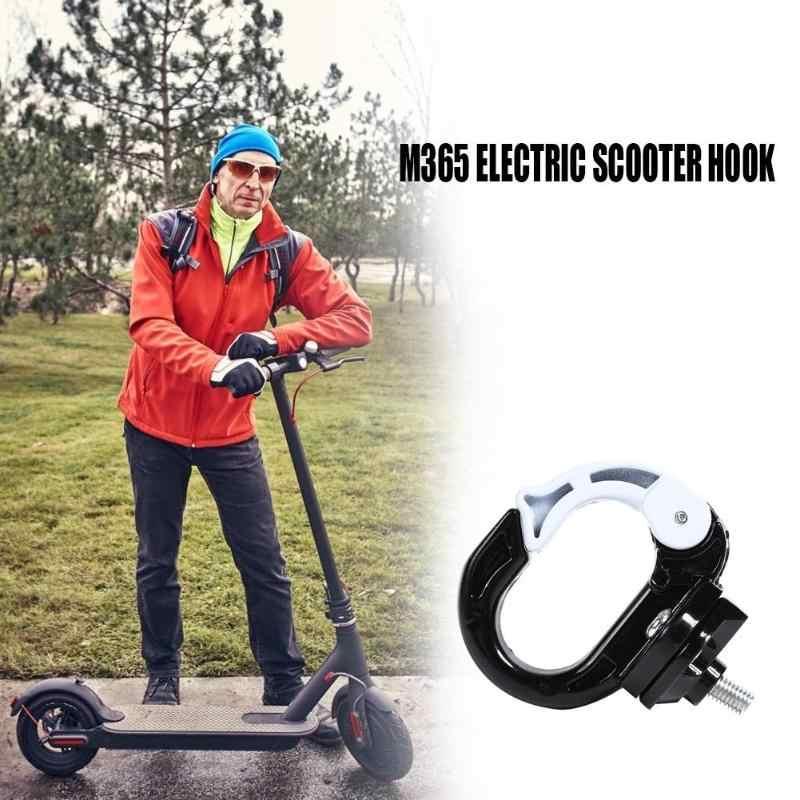 سبائك الألومنيوم ل شاومي M365 سكوتر كهربائي سكيت هوك الأمتعة خوذة هوك حقيبة زجاجة اكسسوارات الدراجات النارية هوك