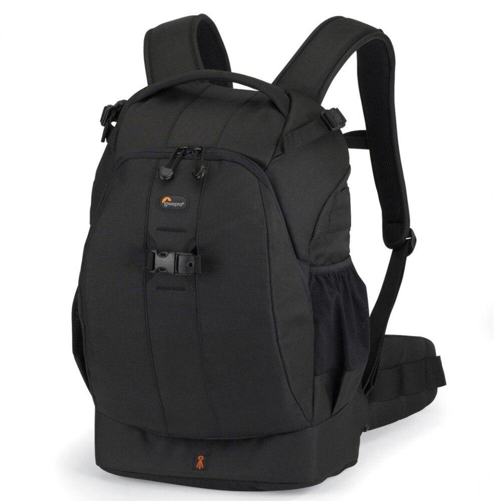 Wholesale Gopro Genuine Lowepro Flipside 400 AW Digital SLR Camera Photo Bag Backpacks+ ALL Weather Cover Free Shipping цены онлайн