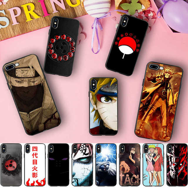 Naruto Phone Case for iPhone (28 Designs)