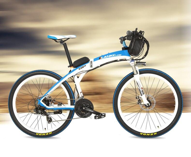 HTB1vRiqQVXXXXaRaXXXq6xXFXXXz - Lankeleisi GP Electrical Bicycle, Folding Bike, 26 inches, 36/48V, 240W, Disc Brake, Quick-folding, Mountain Bike