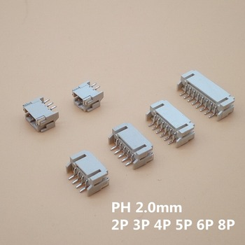 50pcs lot xh2 54 male right angle material connector leads pin header 2 54mm xh aw 2p 3p 4p 5p 6p 7p 8p 9p 10p 11p 12p 13p 14p 20PCS PH2.0 2.0mm Pitch Connector SMD 2P 3P 4P 5P 6P 8P 10P 2mm Horizontal Socket 2mm Pitch Patch Plug Connector SMT SMD