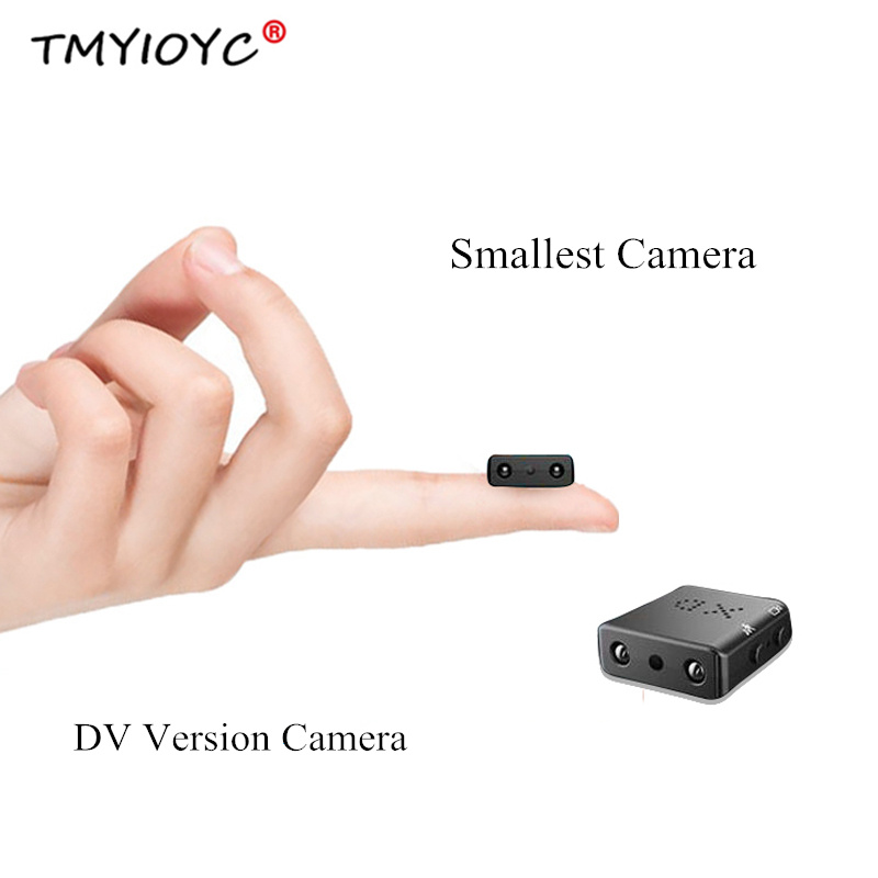 Mini Camcorder Secret-Camera XD IR-CUT Night-Vision Motion-Detection Full-Hd 1080P DV title=