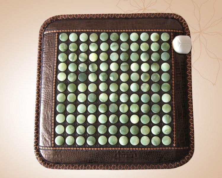 Matelas Jade chaud bambou fibre de carbone coussin jade matelas jade coussin electrique chauffant 45 cm X 45 cm