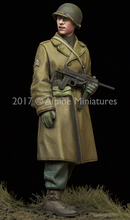 1:35 חיילים אמריקאים של מלחמת העולם השני