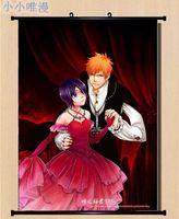 Hot anime BLEACH WALL SCROLL cosplay boy girl home decor poster 60*90cm new