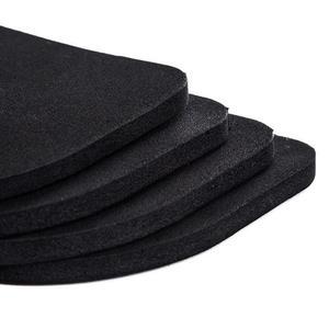 Image 5 - 4PCS/Set Black Rubber Leg Anti Vibration Non Slip Mat Refrigerator Chair Desk Feet Mats Washing Machine Shock Absorbing Pads