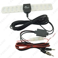 Car 2IN1 TV/FM TV Antenna Radio Antenna With Amplifier Booster #FD-892