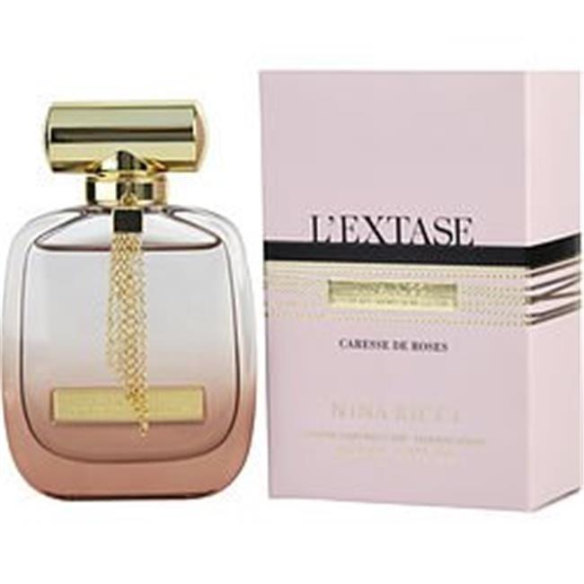 Nina Ricci 287770 L Extase Caresse De Roses Nina Ricci Eau De Parfum Legere Spray - 1.7 oz nina ricci lextase caresse de rose ж товар парфюмерная вода 50 мл nina ricci