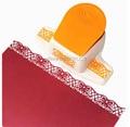 2017 Nieuwe Grote Fancy Bloem Border Punch Rand van de embossing machine handgemaakte apparaat DIY papier cutter Handgemaakte scrapbooking
