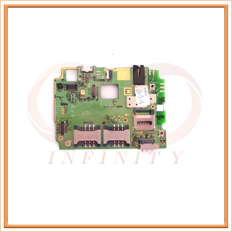 imágenes para En Stock 100% Reemplazo de la Reparación del Tablero de la Placa Madre Prueba de Trabajo Para Lenovo S920 Smartphone Con multi-idioma