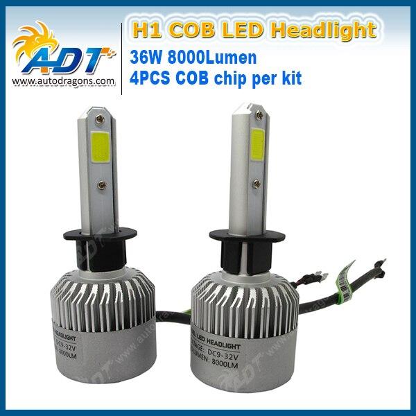 H4 H13 9004 9007 H1 H3 880 881 H7 H8 H9 H10 H11 9005(HB3) 9006(HB4) H16 5202 9012 COB S2 Auto  LED Headlight 2x car led headlight 12v 24v 60w 7200lm 6000k light auto headlamp bulb kit h1 h3 h4 h7 8 9 h11 h13 9004 9005 9006 9007 880 881