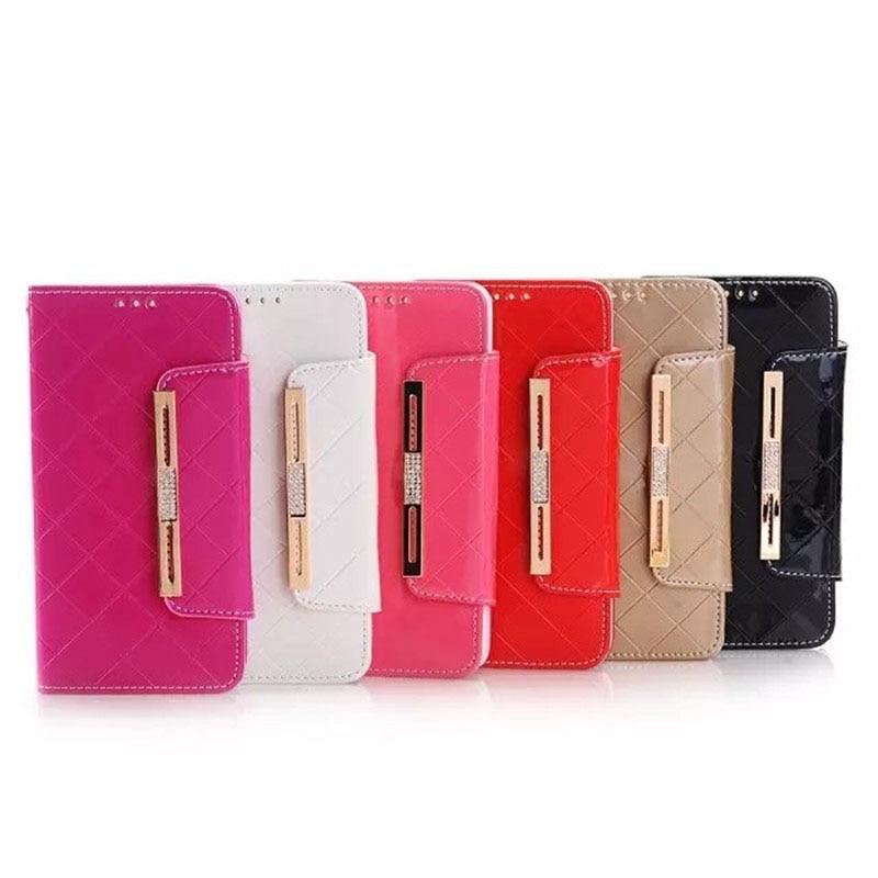 5e5c5a3c8b0d இРоскошная сумка diamond Дизайн кожаный чехол для iPhone 5S Для ...