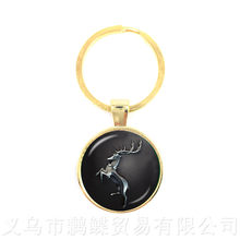 Free-mason Keychains Free and Accepted Masons Keyring For Women And Men Mocked The Birds For Justice And Freedom(China)
