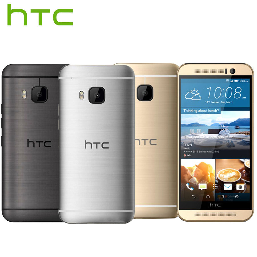 Hot Sale HTC One M9 (Verizon Version) LTE 4G Mobile Phone Snapdragon 810 Octa Core 3GB RAM 32GB ROM 5.0