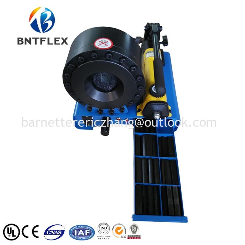 2018 BARNETT BNT30A P20 hidraulikus tömlőpréselő gép, legfeljebb - Elektromos kéziszerszámok - Fénykép 5
