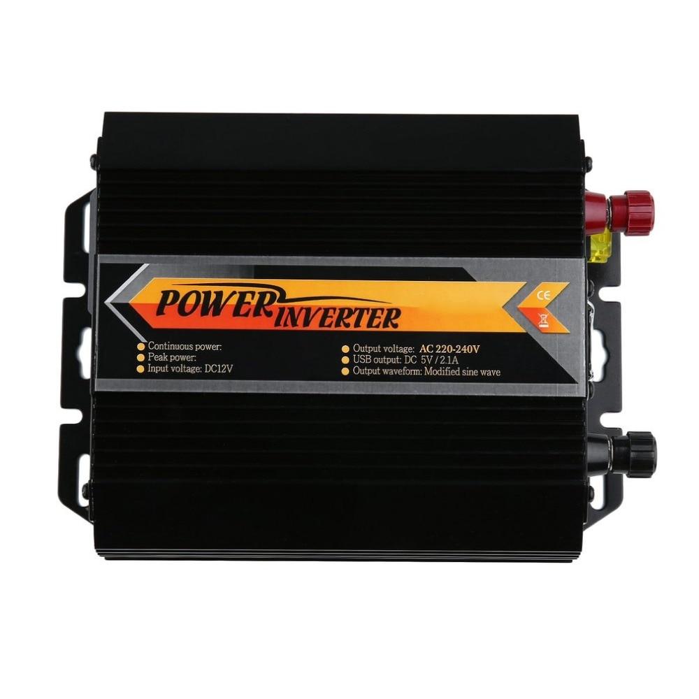 New 400W/800W Pure Sine Wave Solar Power Inverter DC 12V 24V to AC 110V 220V Car Power Inverter LED Display Drop Shipping 800w pure sine wave car power inverte dc to ac 48v 220v solar power star inverter