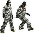"New Premium ""Southplay"" Winter Waterproof 10,000mm (Jacket + Pants) Sets - White Military"