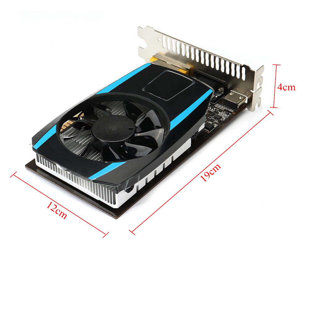 все цены на GT730 2GB GDDR3 128bit VGA DVI HDMI Graphics w/ Fan For NV IDIA GeForce Apr24 онлайн