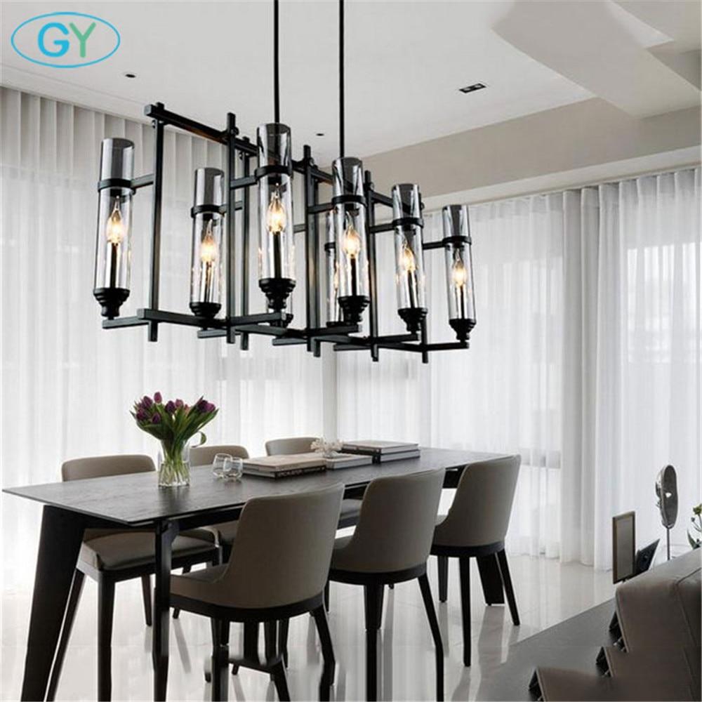ceiling lights for kitchen cabinets richmond va 110v 220v american industrial art vintage glass candle ...