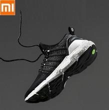 Стильные дышащие амортизирующие спортивные кроссовки Xiaomi FREETIE, удобные нескользящие мужские кроссовки для отдыха
