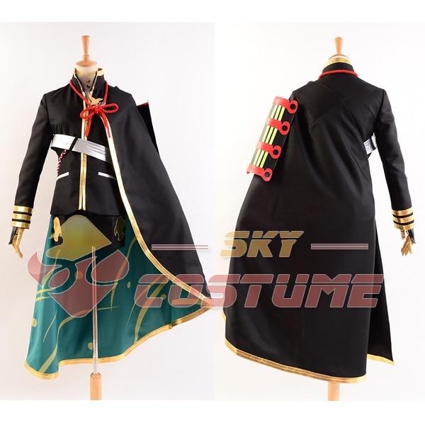 Touken Ranbu Hotarumaru Uniform Outfit Cloak Man Boys Anime Costumes Full Set Halloween Party Cosplay Costume
