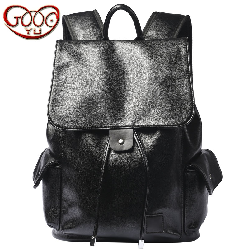 Korean version of the Korean version of the PU leather backpack business trendy fashion shoulder bag travel all waterproof tide qiaobao 2018 new korean version of the first layer of women s leather packet messenger bag female shoulder diagonal cross bag