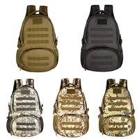 軍事バックパック/戦術的なギアmolle学生スクールバッグ35lアサルトバックパック/リュックサックバッグ� hotting狩猟キャンプハイキン