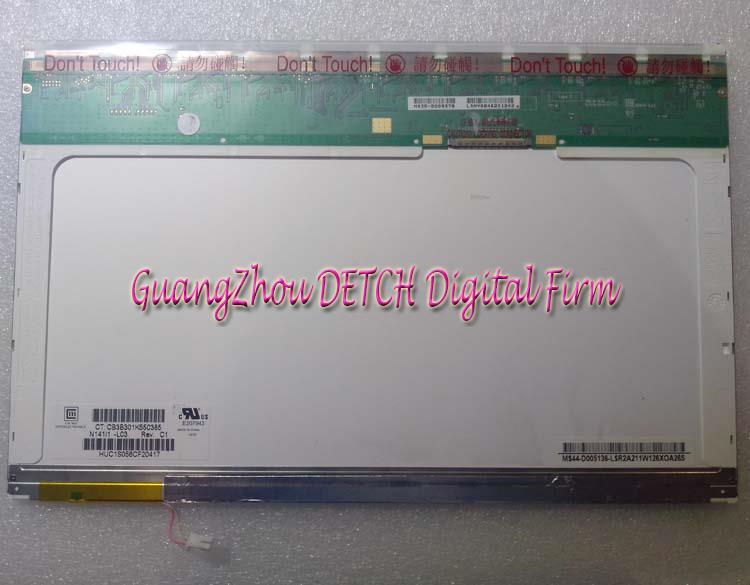 ФОТО N141I1-L03 group created 14.1 inch LCD laptop screen 1280X800