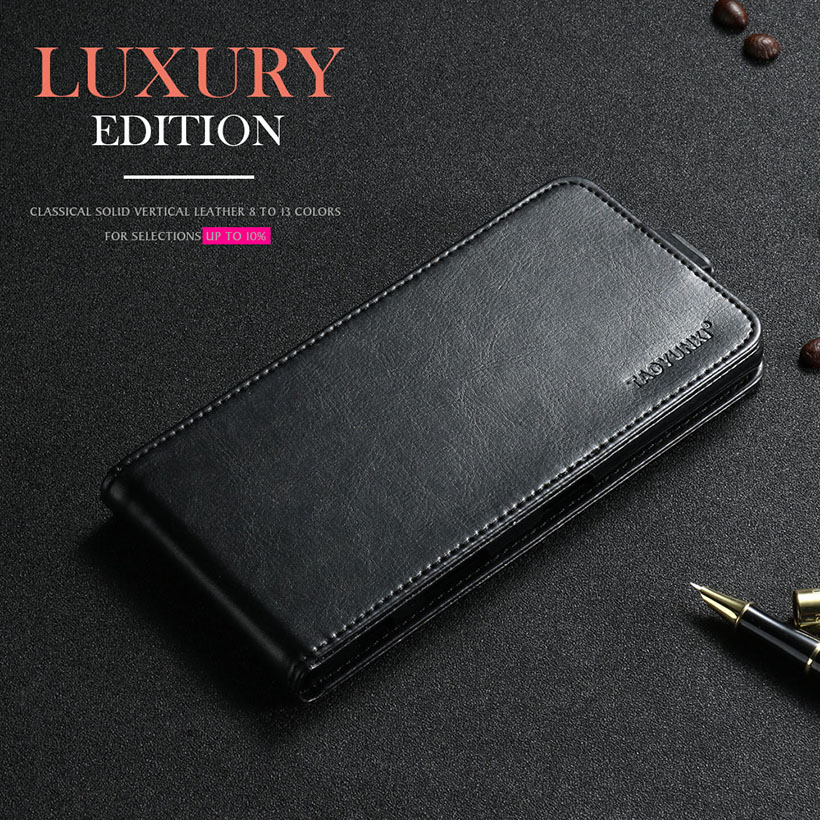 Fllip PU Leather Case For Lenovo 1