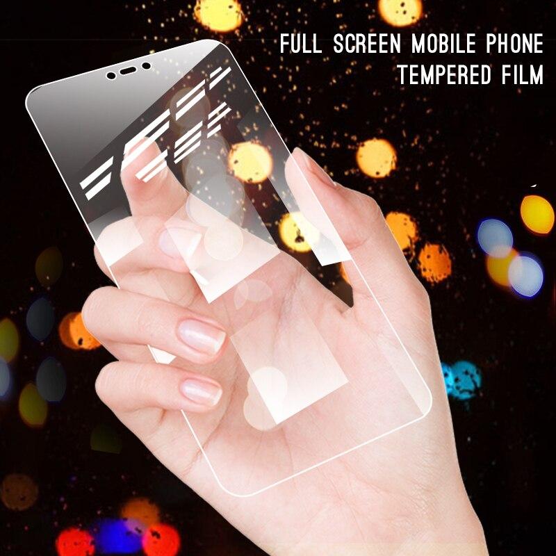 Закаленное стекло для Xiaomi Mi8 Защитная пленка для экрана Mi8 9h 2,5D Защитная пленка для телефона для Xiaomi Mi8 SE закаленное стекло