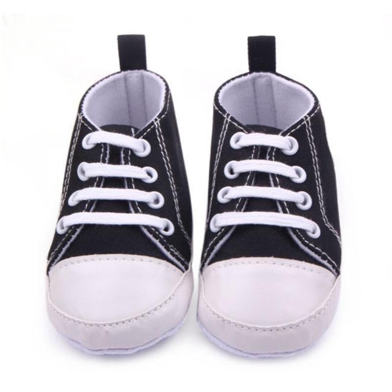 0-12M naujagimio kūdikio batų batai Baby Boy Girl Minkšti - Kūdikių avalynė - Nuotrauka 6